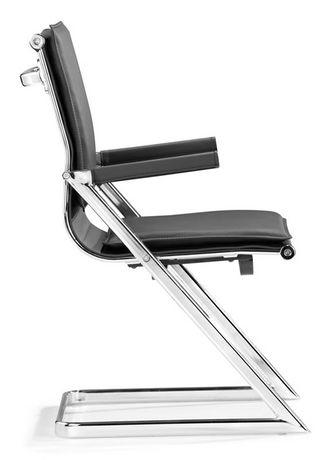 Zuo Chaise de Conférence Lider Plus, ensemble de 2 - image 3 de 9