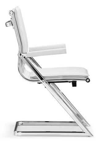 Zuo Chaise de Conférence Lider Plus, ensemble de 2 - image 6 de 9