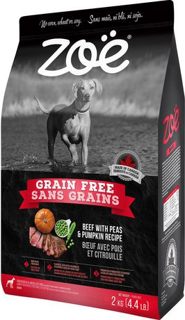 Zoë Grain Free Beef with Pumpkin and Peas Dry Dog Food - image 3 of 4