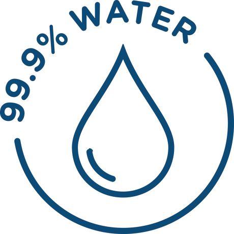 Lingettes sensibles WaterWipes pour bébés - image 3 de 9