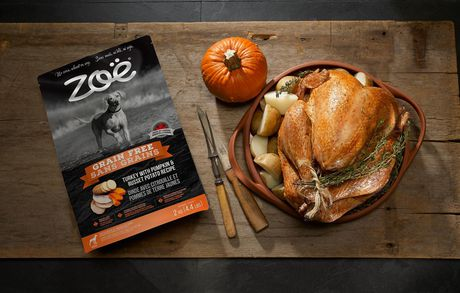 Zo 235 Grain Free Turkey With Pumpkin And Russet Potato Dry