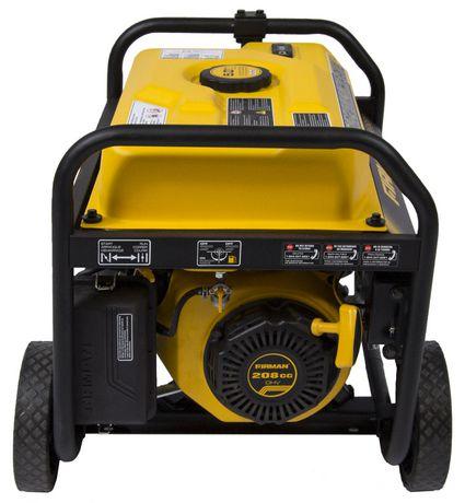 Firman P03602 - 4450/3550 Watt Gas Powered Portable Generator - image 3 of 7
