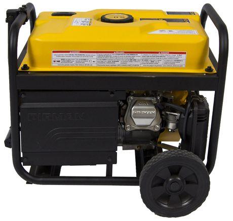 Firman P03602 - 4450/3550 Watt Gas Powered Portable Generator - image 4 of 7
