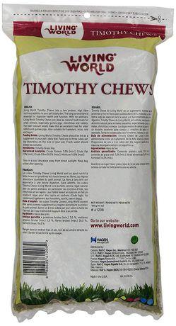 Régals Timothy Chews Living World - image 2 de 3