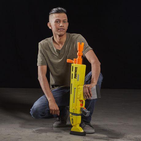 Nerf Fortnite AR-L Elite Dart Blaster - image 4 of 7