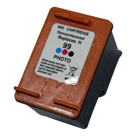 L-ink HP 99 Cartouche à Jet d'encres Tricolore Photo Compatible (C9369WN) - image 1 de 1