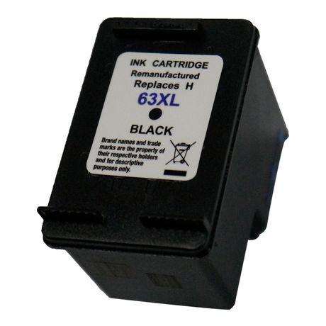 HP H-63XLBK(F6U64AN) (Single Cartridge)