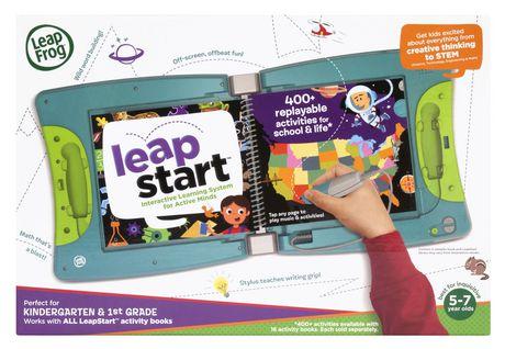 Système éducatif interactif LeapStart de LeapFrog de maternelle et première année - image 6 de 8