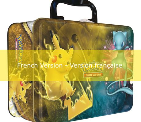 Pokemon Shining Legends Collector's Chest - French - image 1 of 2