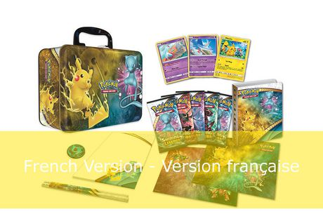 Pokemon Shining Legends Collector's Chest - French - image 2 of 2