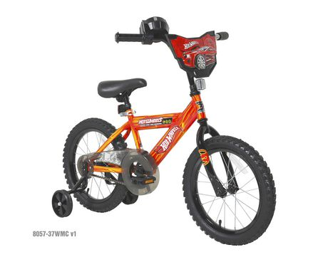 "Hot Wheels 16"" Boys' Balance Bike - image 1 of 4"