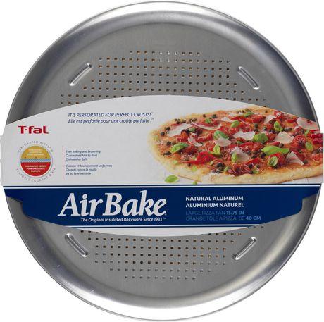 Tfal Airbake Pizza Pan 15 75inch Large Walmart Canada