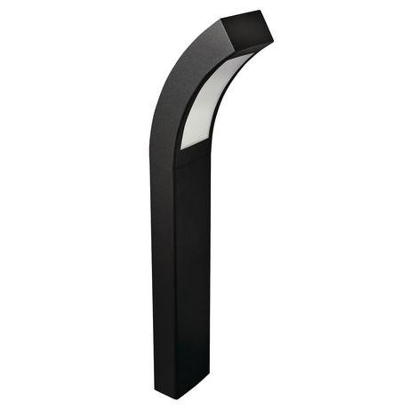 Paradise GL33872BK Low Voltage Aluminium 3W LED Black Bollard - image 2 of 3
