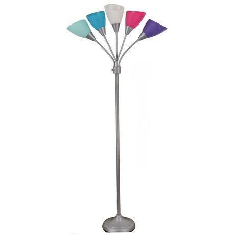 5 Light Floor Lamp   Walmart Canada