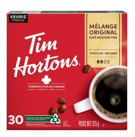 Tim Hortons Original Blend Coffee - image 2 of 3