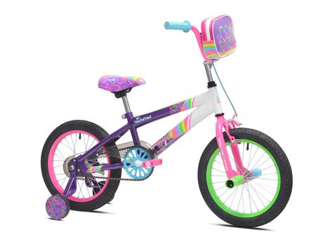 """Little Miss Matched 16"""" Girls Steel Bike - image 1 of 5"""