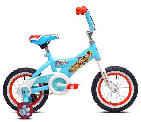 """Paw Patrol 12"""" Boys Steel Bike - image 1 of 6"""