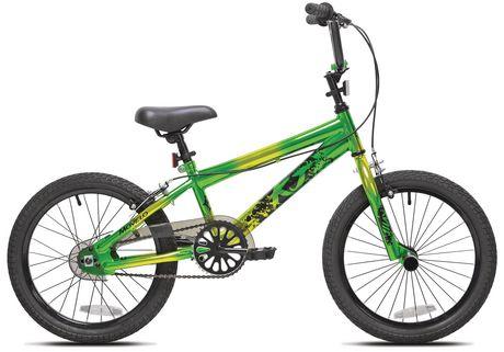 "Movelo KJ 18"" Boys Steel Bike - image 1 of 6"