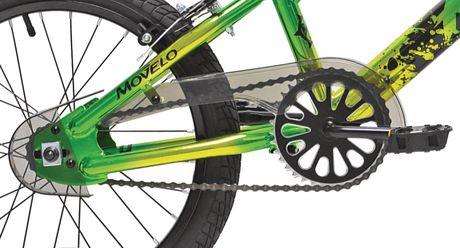"Movelo KJ 18"" Boys Steel Bike - image 4 of 6"
