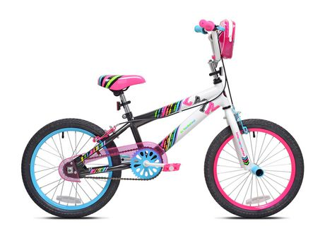 """Little Miss Matched 18"""" Girls Steel Bike - image 1 of 6"""