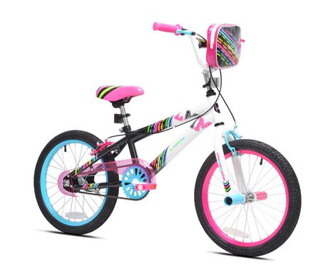 """Little Miss Matched 18"""" Girls Steel Bike - image 2 of 6"""
