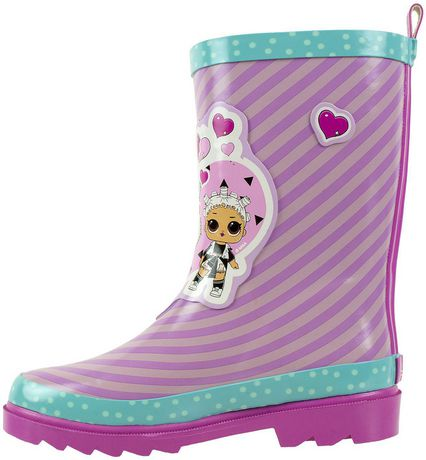 Girls Lol Surprise Rain Boots Walmart Canada
