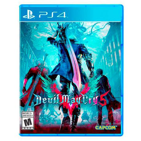 Devil May Cry 5 (PS4) - image 1 of 9