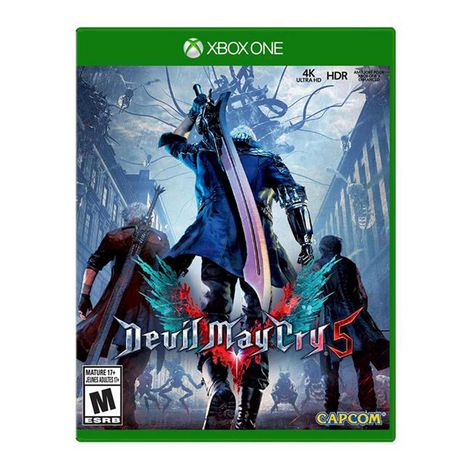 Devil May Cry 5 [Xbox One] - image 1 of 9