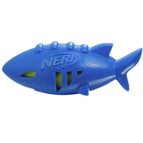 Ballon de football Super Soaker Nerf Dog en forme de requin - image 2 de 3