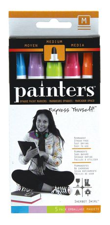 Elmer's Painters Sherbet Swirl Paint - image 1 of 1