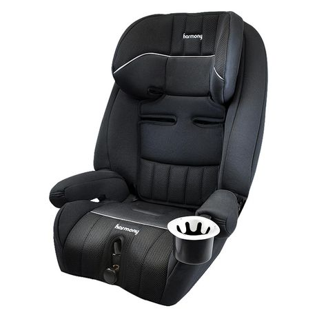Defender 360° 3-in-1 Combination Deluxe Car Seat - Midnight - image 3 of 9