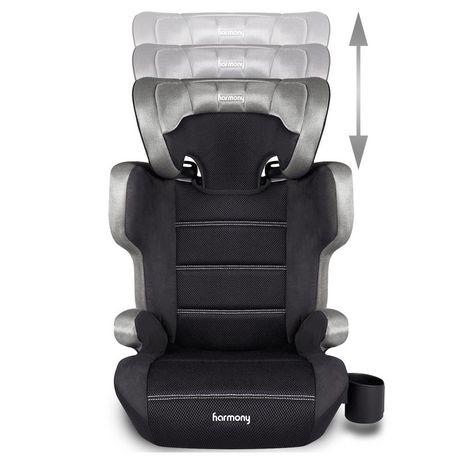 Dreamtime Elite - Siège d'auto d'appoint confort - Argent - image 4 de 8
