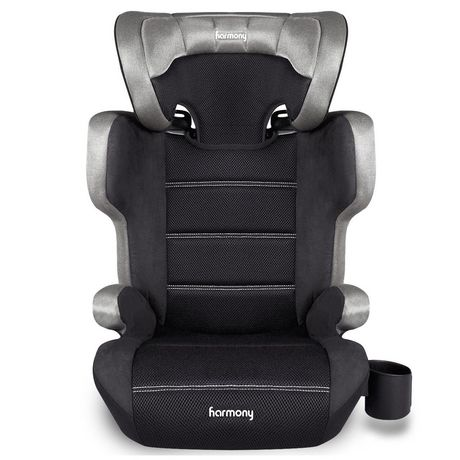 Dreamtime Elite Comfort Booster Car Seat - Silver Tech - image 2 of 8