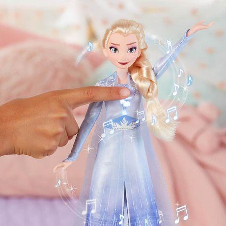 Disney Frozen II Singing Elsa Fashion Doll - image 4 of 4
