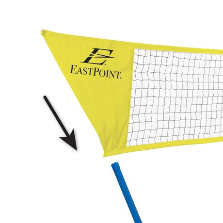 EastPoint Easy Setup Badminton Set - image 6 of 8