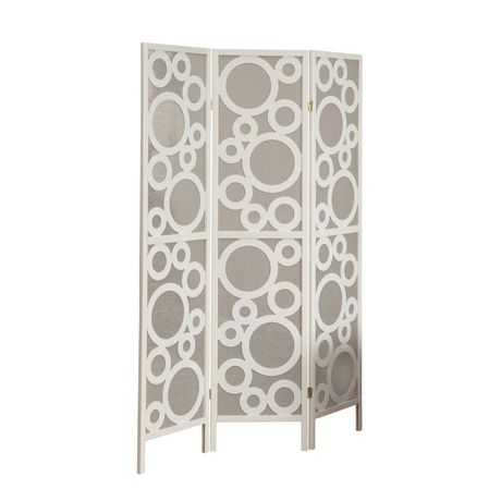 Monarch Specialties Folding Screen - image 1 of 4