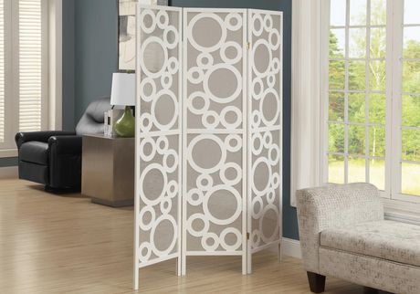 Monarch Specialties Folding Screen - image 2 of 4