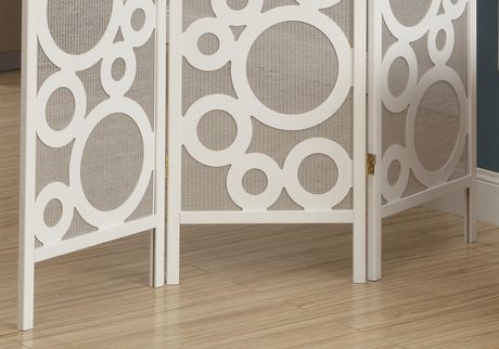 Monarch Specialties Folding Screen - image 3 of 4