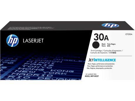HP30A (CF230A) Cartouche de toner LaserJet noir d'origine - image 1 de 1
