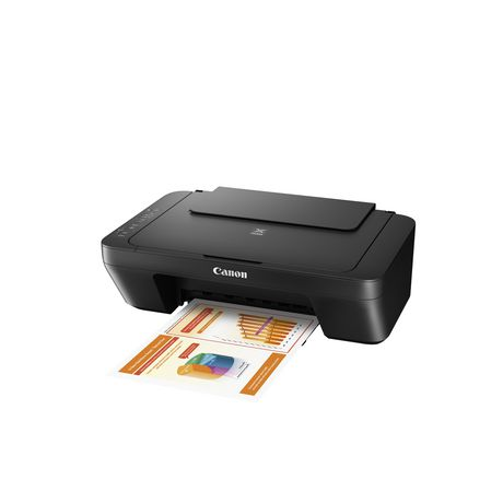 Canon Pixma Mg2525 All In One Inkjet Printer