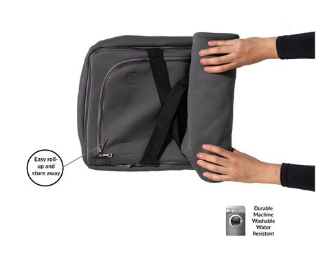 Collapsible Duffle Bag Travel Gym by LUMEHRA - image 3 of 6