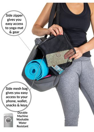 Collapsible Duffle Bag Travel Gym by LUMEHRA - image 4 of 6