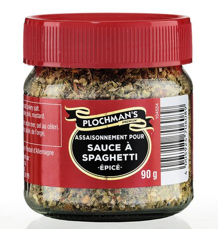 Plochman'sseasoning for Spaghetti Sauce -Spicy- - image 2 of 2