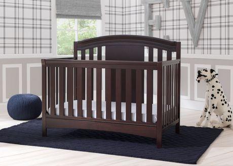 Delta Children Ellie 4-In-1 Convertible Crib - image 1 of 8