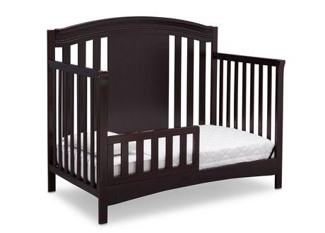 Delta Children Ellie 4-In-1 Convertible Crib - image 5 of 8