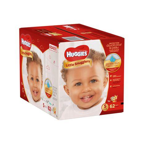 Boite Geante De Couches Little Snugglers De Huggies Walmart Canada