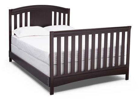 Delta Children Ellie 4-In-1 Convertible Crib - image 8 of 8