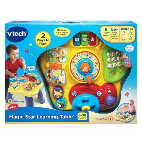 VTech Ma table d'activités - Bilingue - image 5 de 5