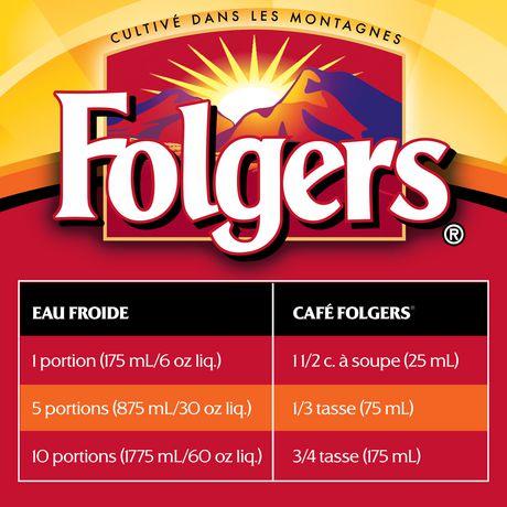 Folgers Classic Roast Ground Coffee 920g - image 3 of 9