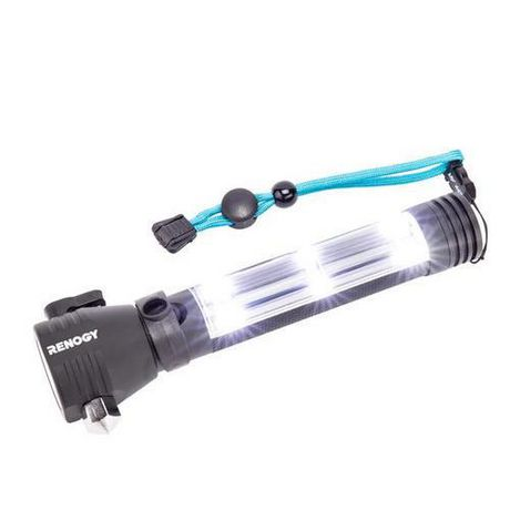 Solaire Lampe Renogy Lumen E Multifonctionnelle De Poche 80nmNw